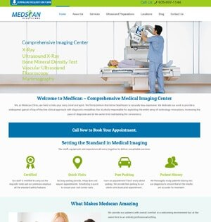 Web Design & Development London, Ontario