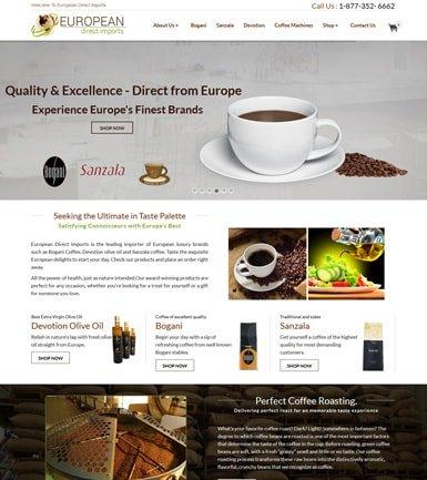 London, On Website Development