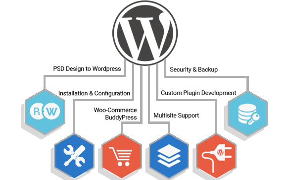 Wordpress Website Design & Development London, Ontario