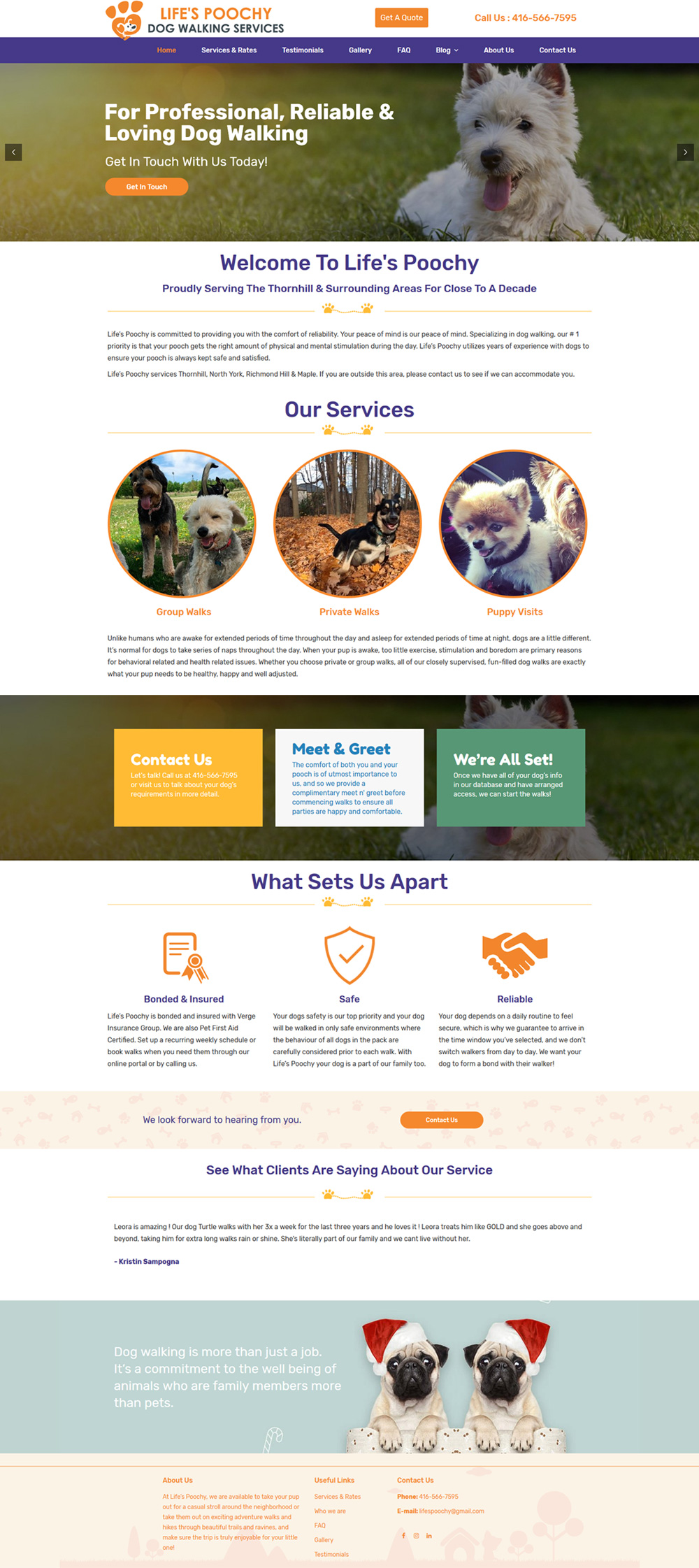 London, Ontario Web Design