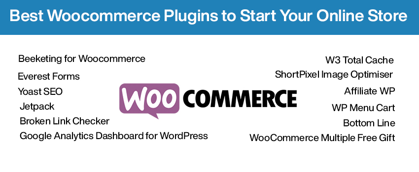 Best Woocommerce Plugins to Start Your Online Store
